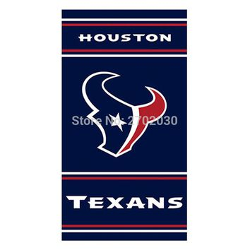 Houston Texans Flag Banners Football Team Flags 3x5 Ft Super Bowl Champions Banner Texan Hanging Printed