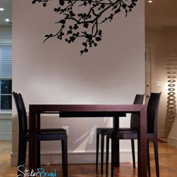 Vinyl Wall Decal Sticker Tree Branches #568