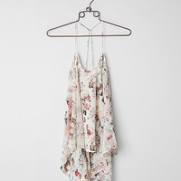 Ark & Co. Floral Tank Top