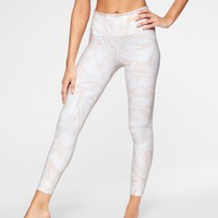 High Rise Swirl Chaturanga™ 7/8 Tight|athleta