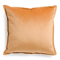 Made In Usa 22x22 Solid Lux Pillow - Throw Pillows - T.J.Maxx