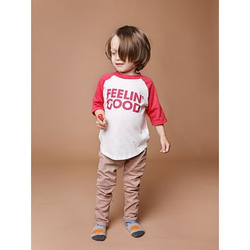 KIDS FEELIN' GOOD TEE