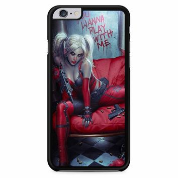 Harley Quinn Batman 5 iPhone 6 Plus / 6s Plus Case