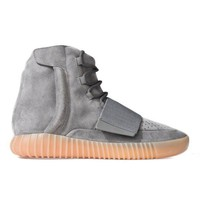 Adidas YEEZY BOOST 750 Light Grey/Gum by Kanye West