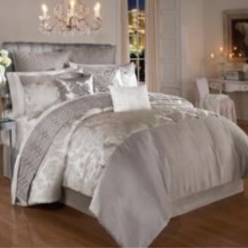 Kardashian Kollection  Home	New York Dreamer Bedding Collection																								Sold by Sears