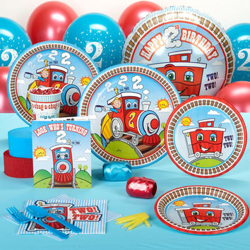 Two Two Train Standard Party Pack