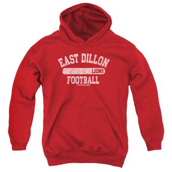 Friday Night Lights - Lions Pill Box Youth Pull Over Hoodie