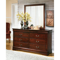 Alisdair Dresser and Mirror | Ashley Furniture HomeStore