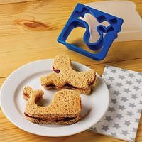 Sandwich Shaper - Whale & Octopus