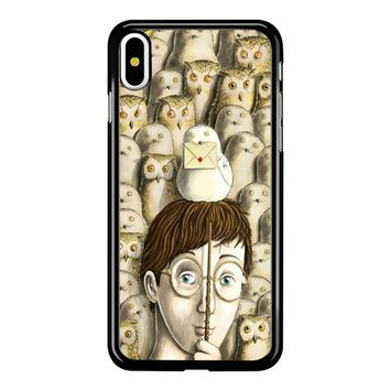 Harry Potter Owl Cosaty iPhone X Case