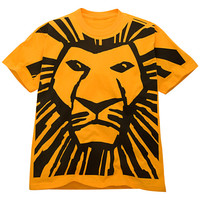 Disney The Lion King: The Broadway Musical Tee for Adults | Disney Store