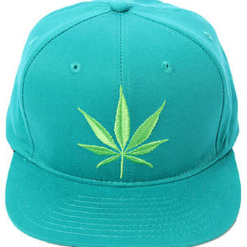 DOPE The Trippy Snapback Hat in Teal : Karmaloop.com - Global Concrete Culture