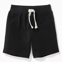 Jersey Drawstring Shorts for Toddler Boys|old-navy