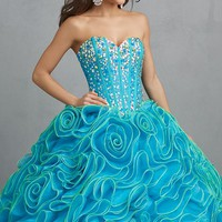 Allure Quinceanera Q421 Dress