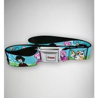 Adventure Time Sky and Group Seatbelt