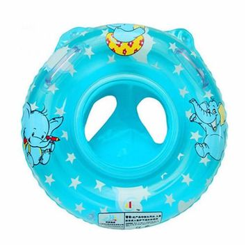 Swimming Pool beach Swimming Baby Accessories Swim Neck Ring Baby Tube Ring Safety Infant Neck Float Circle For Bathing Inflatable Toys 0-2 Years !Swimming Pool beach KO_14_1
