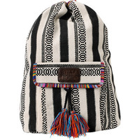 Billabong Caravan Black Stripe Backpack at Zumiez : PDP