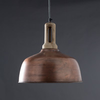 Brauner Hanging Light