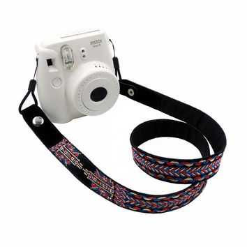 Geo Multi-Purpose Camera Strap