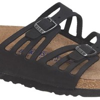 Birkenstock Granada Soft Footbed Women's Two-strap Sandal