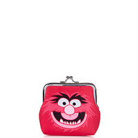 Pink Muppets Animal Coin Purse