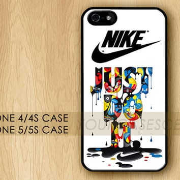 Shop Nike Just Do It iPhone 5 Case on Wanelo 4c93e00bd