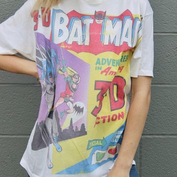 "Vintage ""Batman Comics"" Tee"