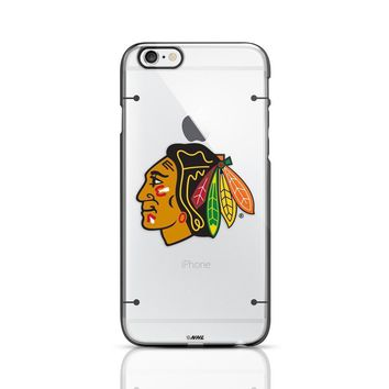 NHL - Mizco NHL Chicago Blackhawks iPhone 6 Ice Case