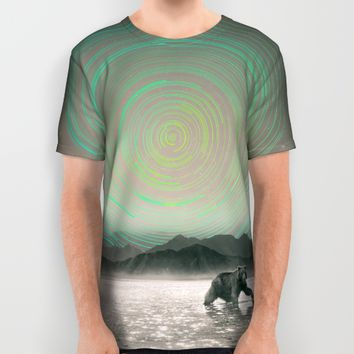 Spinning Out of Nothingness All Over Print Shirt by Soaring Anchor Designs | Society6