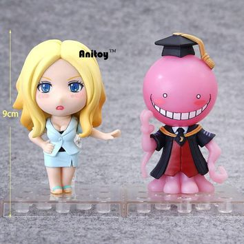 Assassination Classroom Irina Jelavich Korosensei Action Figure