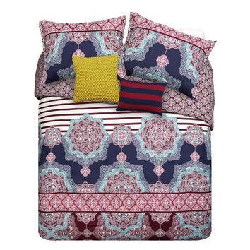 Blink® Pranna Reversible Comforter Set in Multi