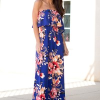 The Feeling Of Spring Maxi Dress | Monday Dress