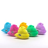 PEEPS & Company Online Candy Store: Shop Now : PEEPS 5 INCH PLUSH CHICK