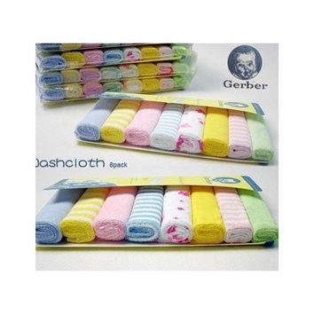 8pcs New Soft Baby Kids Boy Girl Little baby handkerchief Bath Towel Washcloth Wipe [8833437196]