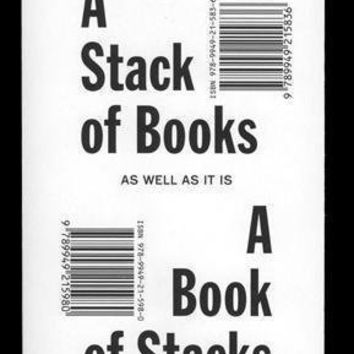 Walker Shop - A Stack of Books