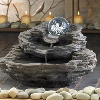 ROCK DESIGN TABLETOP FOUNTAIN