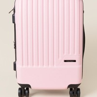CALPAK Davis Carry-On Luggage in Pale Pink
