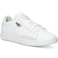 Puma Women's Match Lo Casual Sneakers from Finish Line - Finish Line Athletic Shoes - Shoes - Macy's