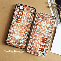 Craft Beer New York 2 iPhone Case Cover for iPhone 6 6 Plus 5s 5 5c 4s 4 Case