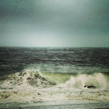 Waves | Nature Photography | Beach House Decor | Fine Art Photography | Home Decor | Beach Photo
