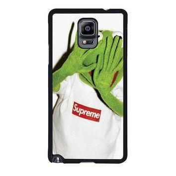 kermit supreme samsung galaxy note 4 note 3 cover cases