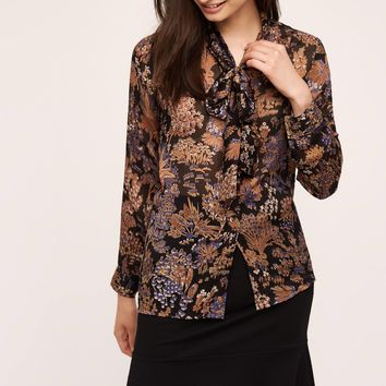 Stemwood Silk Blouse