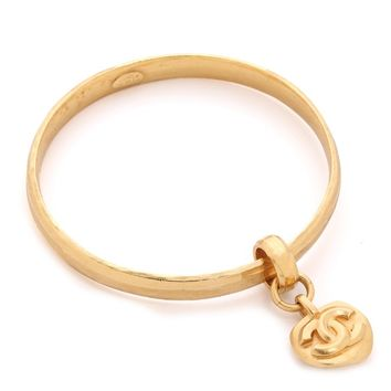 Chanel Medallion Bangle Bracelet (Previously Owned)
