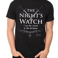 Game Of Thrones The Night's Watch T-Shirt - 398173
