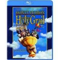 Monty Python and the Holy Grail [Blu-ray]: Graham Chapman, John Cleese, Terry Jones, Terry Gilliam, Eric Idle, Michael Palin: Movies & TV