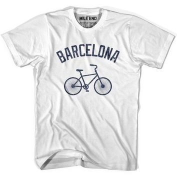 Barcelona Vintage Bike T-shirt
