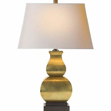 Visual Comfort and Company CHA8627AB-NP Fang Gourd Lamp