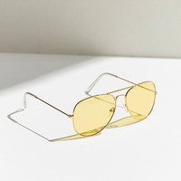 Sunshine Aviator Sunglasses | Urban Outfitters