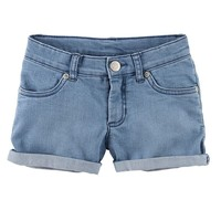 Carter's Stretch Jean Shorts - Toddler