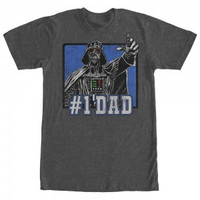 Star Wars #1 Dad TShirt